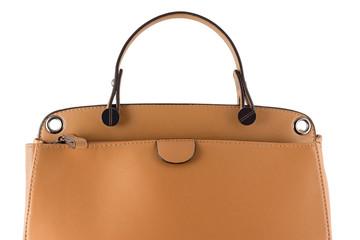 Isolated female handbag