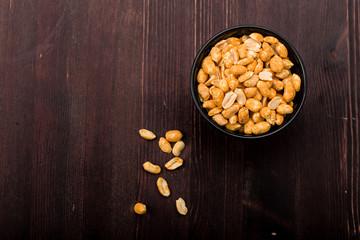 Erdnüsse Gewürzt