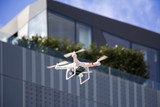Drone to fly in the city