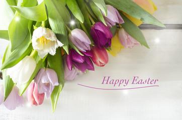 Tulpen ,Ostern