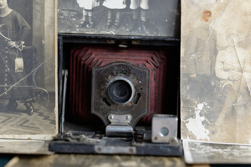 Camera over a hundred years old