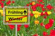 Obrazy na płótnie, fototapety, zdjęcia, fotoobrazy drukowane : Frühlingsanfang