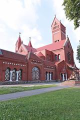 Church of St. Simeon and St. Elena in Minsk