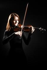 Violin player violinist classical musician