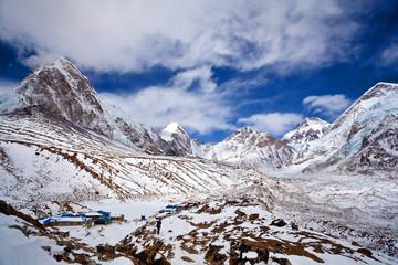 Gorak Shep village, Nepal