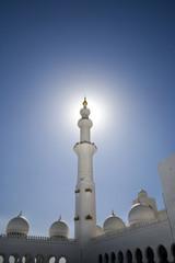 Minarett Sheikh  Zayed Mosque