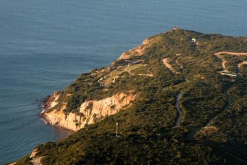 Costa di Alghero in Sardegna