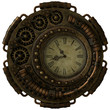 Steampunk Clock, 3d CG - 78993168