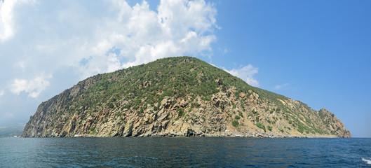 Mountain Ayu-Dag (Medved'-gora, Bear mountain), Crimea