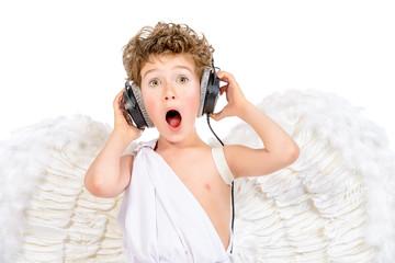 angelic singing
