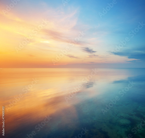 Beautiful seascape. - 79005302