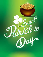 happy saint partricks day background