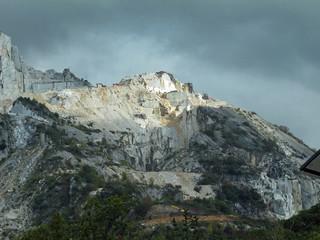 Marmorbrüche von Carrara
