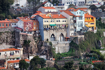 Picturesque Old Houses of Porto