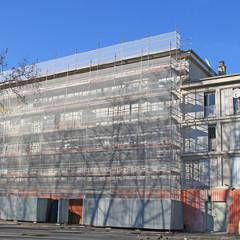 Rénovation d'immeuble