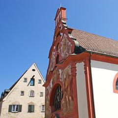 Altstadt von FÜSSEN im Allgäu