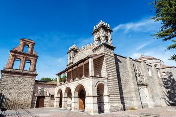 Santo Domingo Church in Ayacucho, Peru