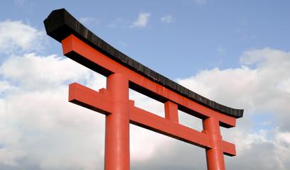 Torii from Kamakura