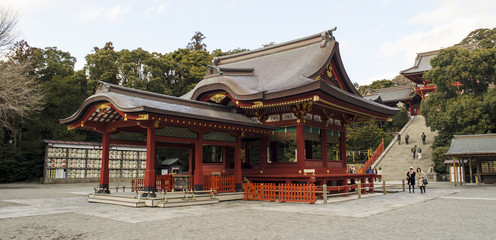 Hachimangu Kamakura Temple