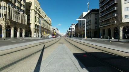 tram trails