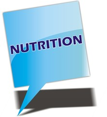 bouton nutrition