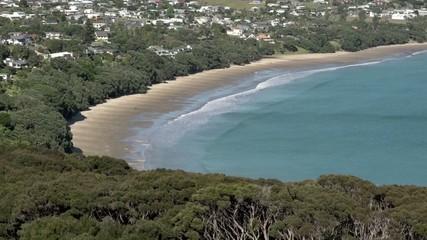 Coopers beach in Doubtless Bay Northland New Zealand