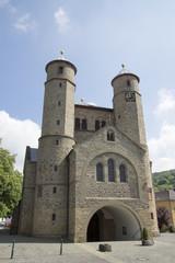Stiftskirche St. Chrysanthus, Bad Münstereifel, Deutschland