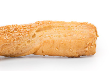 Cheese stick cracker