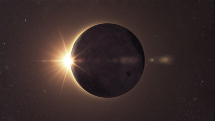 Eclipse of the sun, Solar eclipse