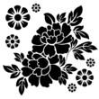 flowers vector - 79027196