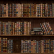 Books seamless texture. tiled with other  textures in my gallery - 79027747