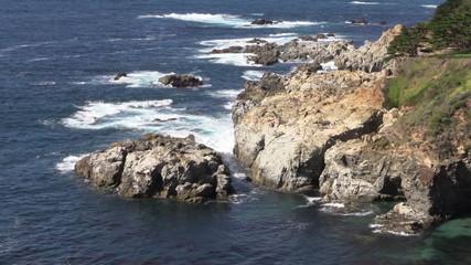 Rugged Big Sur Coastline