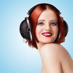 Vintage music lover.