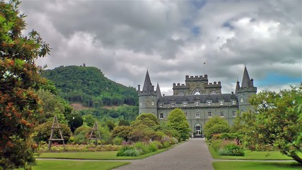 Inveraray Castle - Argyll - Scotland