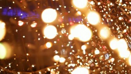 night lights holiday christmas