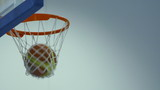 Basketball point
