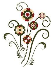 Blumenswirl