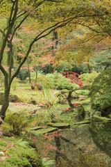 public Japanese Garden in The Hague