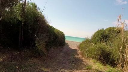 Seaside in Tuscany