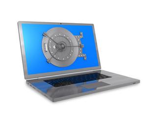 PC security - concept
