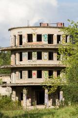 FDGB Ferienheim Fritz Heckert Gernrode Harz