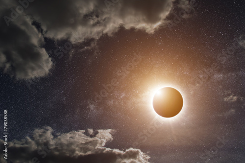 Eclipse of the sun - 79038588