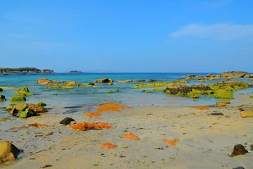 A Lanzada beach (Galicia)
