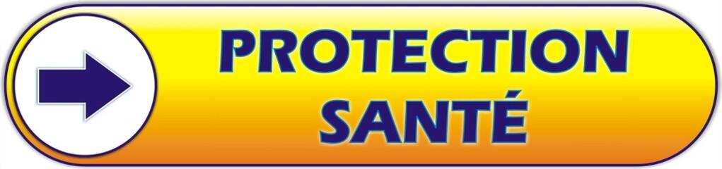 bouton protection santé