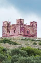 St. Agatha's Tower in Malta