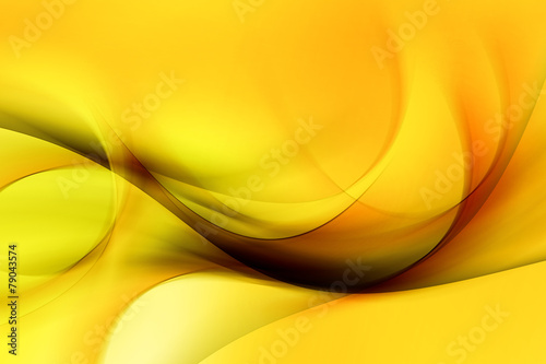 Foto op Canvas Abstract wave Awesome Abstract Background
