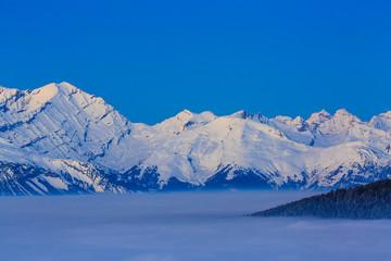 Thyon 4 Valleys, Swiss Alps