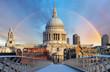 Leinwandbild Motiv London - Cathedral St. Paiul, UK