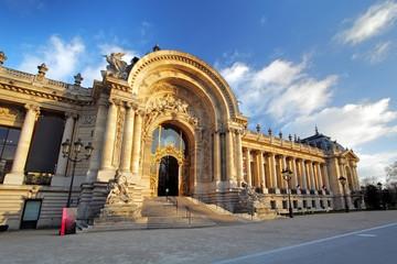 Famous Grand Palais - Big Palace, Paris