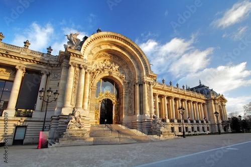 Papiers peints Paris Famous Grand Palais - Big Palace, Paris